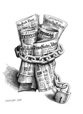 Pressefreiheit quo vadis